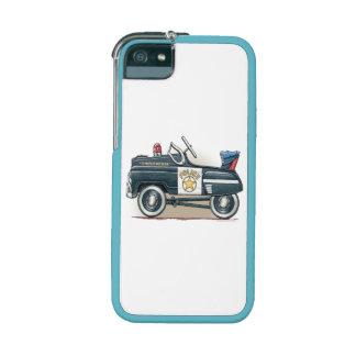 Police Pedal Car Cop Car iPhone 5 Cases