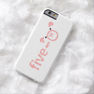 Police Pigs Five-0 Barely There iPhone 6 Case