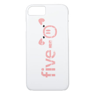 Police Pigs Five-0 iPhone 7 Case
