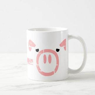 Police Pigs Five-0 Classic White Coffee Mug