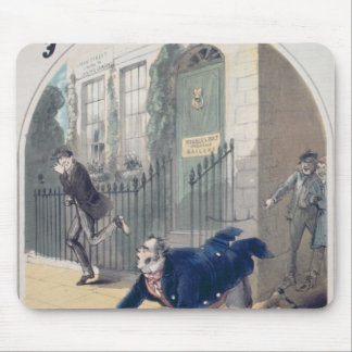 Police! Police! Song Book Cover, c.1865 Mouse Pad