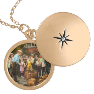 Police - Prohibition - A smashing good time 1921 Gold Plated Necklace