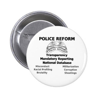 Police Reform-Stop Police Brutality Button