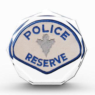 Police Reserve Award