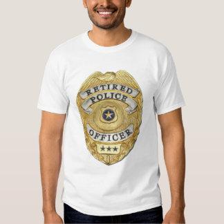 Police Retired Shirt