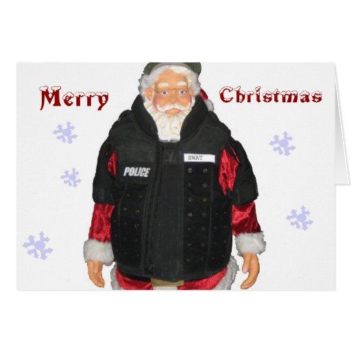Law Enforcement Christmas Cards