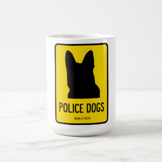 Police/Sar/Army Dogs Coffee Mug