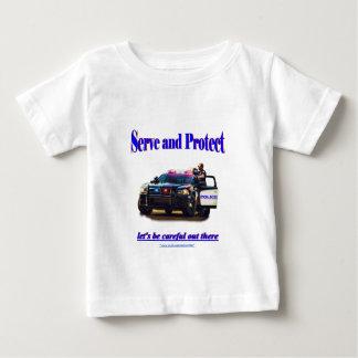 Police Serve and Protect Shirt