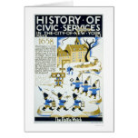 Police Services NYC 1936 WPA
