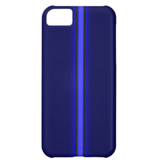 Police, Sheriff Law Enforcement - Thin Blue Line Case For iPhone 5C