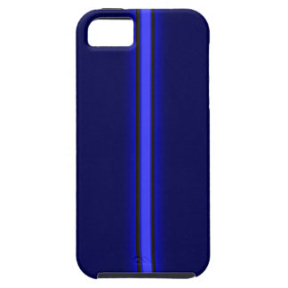 Police, Sheriff Law Enforcement - Thin Blue Line iPhone 5 Case