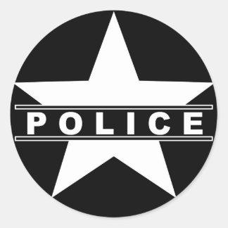 police symbols stickers zazzle