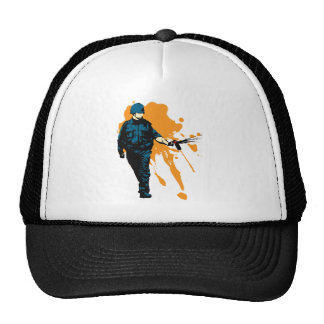 Police State - Pepper Spray Trucker Hat