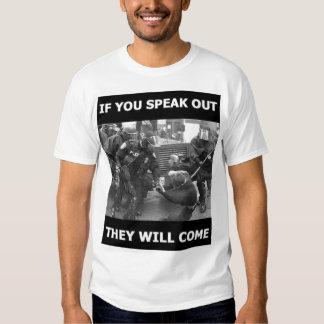 Police state shirt