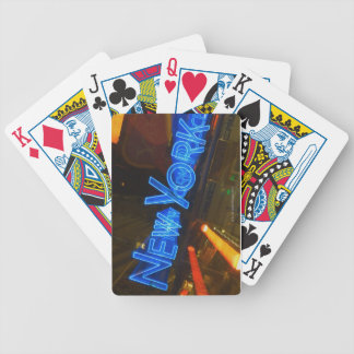 Police Station Bicycle Playing Cards