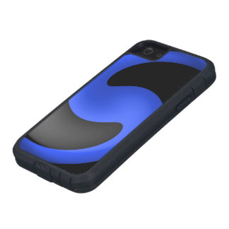 Police Super Hero - Thin Blue Line iPhone 5 Cases