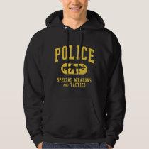 Police SWAT Team Hoodie