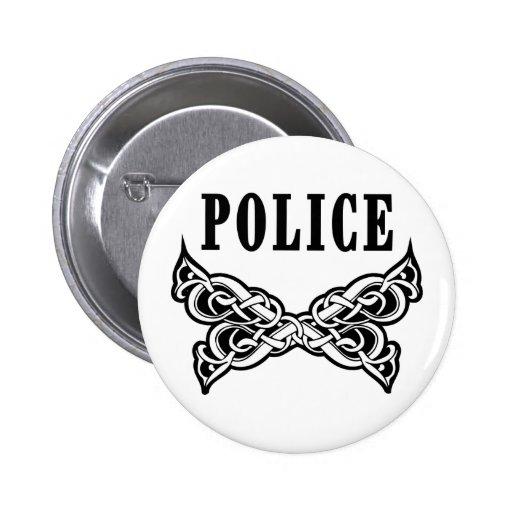 Tribal Police Officer Tattoos