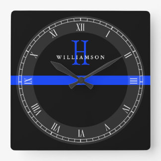 thin blue line gifts on zazzle