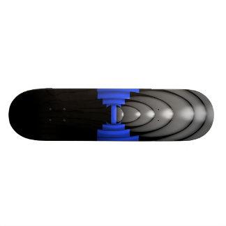 Police Thin Blue Line Skateboard