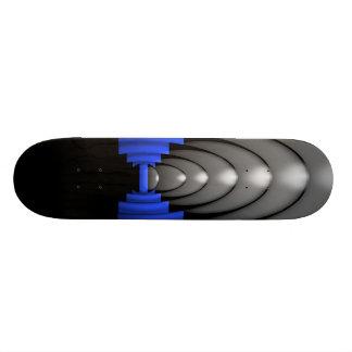 Police Thin Blue Line Skateboard Deck