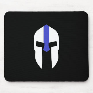 Police Warrior Mouse Pad! Mouse Pad