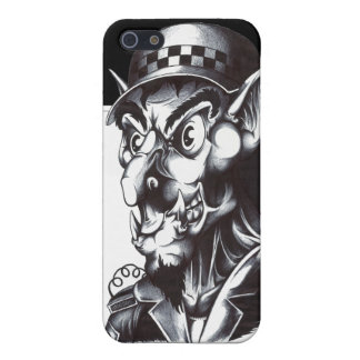 Police Watchdog Cover For iPhone SE/5/5s