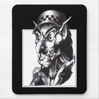 Police Watchdog Mouse Pad