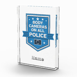 Police Wear Body Cameras Award