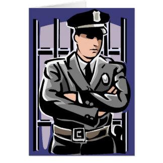 Police Week Greeting Card 5