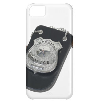 PoliceBadgeGavel090912.png Cover For iPhone 5C