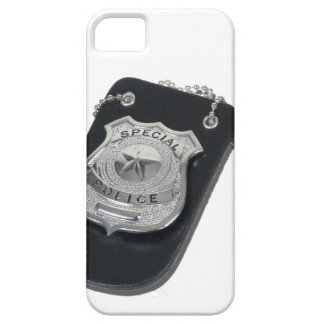 PoliceBadgeGavel090912.png iPhone 5 Cover
