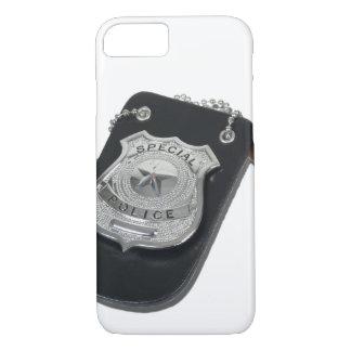 PoliceBadgeGavel090912.png iPhone 7 Case