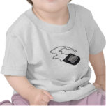 PoliceBadgeLeatherHolder120911 T Shirt