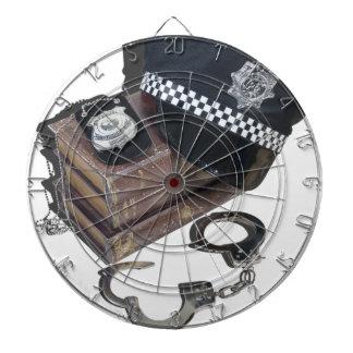 PoliceCrimeBooksHatBadgeHandcuffs042113.png Dartboards