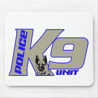 policek9unit mouse pad