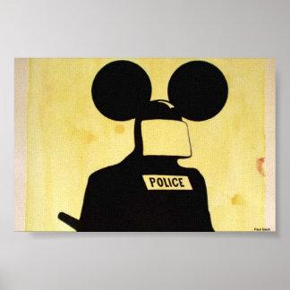 policeketeer poster