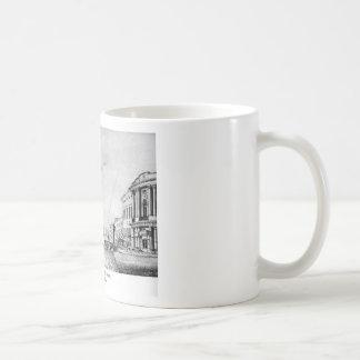 Policeman bridge in the 1830s, now Green Bridge Coffee Mug