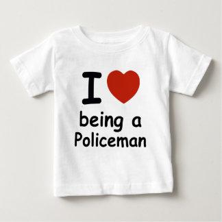 policeman design baby T-Shirt