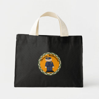 Policeman Mini Tote Bag