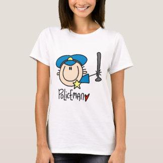Policeman Occupation T-Shirt