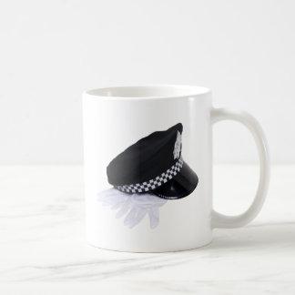PolicemanHatGloves111009 copy Coffee Mug