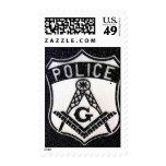 Policeman's Masonic Postage