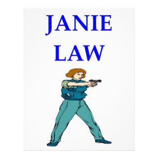 POLICEWOMAN LETTERHEAD