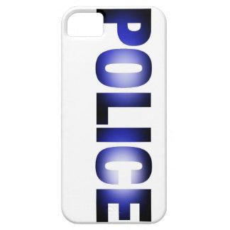 Policía 3 iPhone 5 fundas