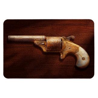 Policía - arma - Sr. Fancy Pants Imanes
