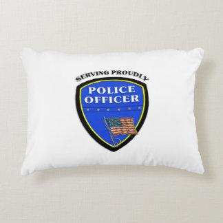 Policía Cojín