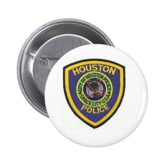 policía de Houston Pins