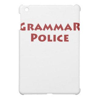 Policía de la gramática