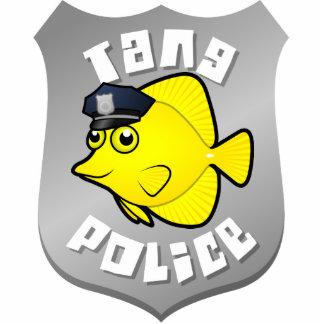 Policía de Tang Esculturas Fotograficas